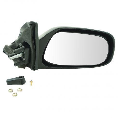 1988-92 Toyota Corolla Manual Remote Control Mirror RH