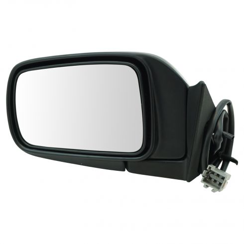 1992-95 Caravan/Voyager Power Mirror Black LH