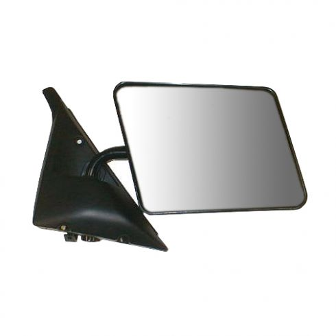 1982-94 Sail Type Black 5 x 8 Manual Mirror RH