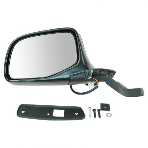 1993-96 Ford F150 PU Blk Power Mirror LH