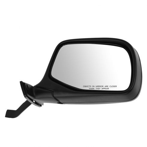 Ford Bronco PU Blk Manual Mirror RH