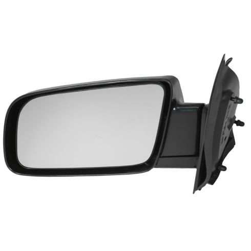 1988-02 Chevy Astro GMC Safari Manual Mirror Black LH
