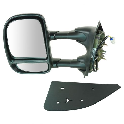 1999-04 Telescopic Power Mirror LH