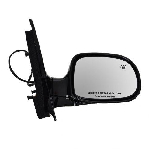 Pwr Htd Fld Mirror Blk No Signal RH