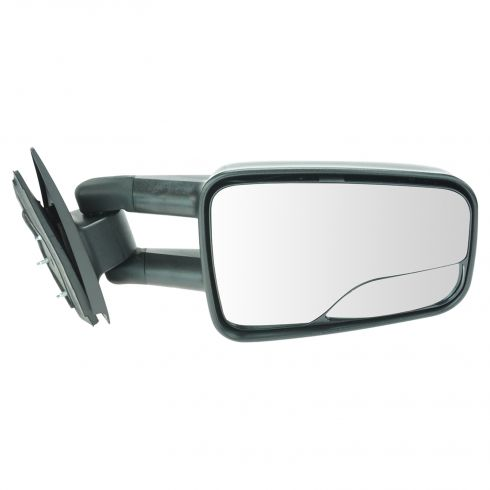 1999-04 Chevy Silverado GMC Sierra Dual Arm Manual Mirror RH