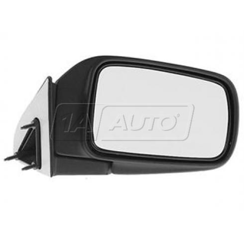 1992-95 Caravan/Voyager Manual Mirror Black RH