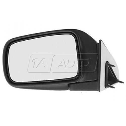 1992-95 Caravan/Voyager Manual Mirror Black LH
