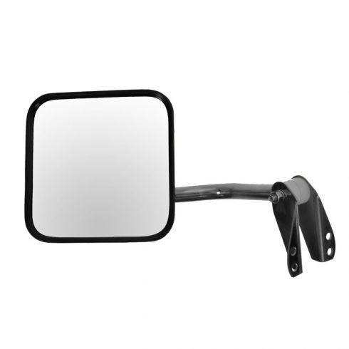 Mirror MANUAL (Stainless Steel) Passenger Side