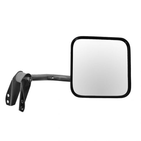Mirror MANUAL (Stainless Steel) Driver Side