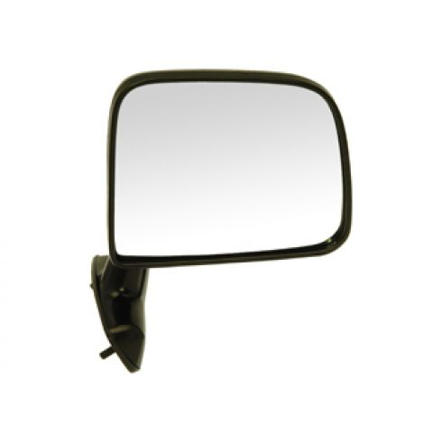 1986-97 FORD Aerostar Van, blk (folding) Manual Mirror RH