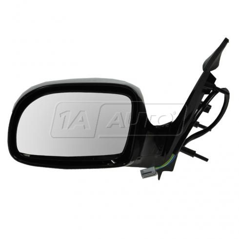 Mirror POWER (Gloss Black) Driver Side
