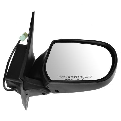 2001-07 FORD Escape; 2005-07 Mariner, blk (folding) Power Mirror RH