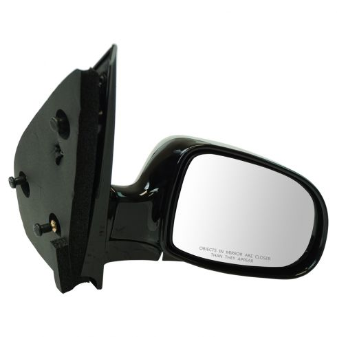 1999-02 Ford Windstar Black Folding Manual Mirror RH