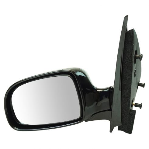 1999-02 Ford Windstar Black Folding Manual Mirror LH