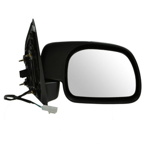 Mirror POWER Paddle Style Passenger Side