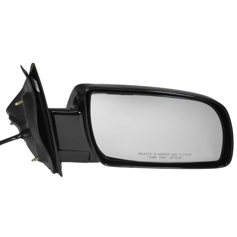 1999 Chevy Astro GMC Safari Van Black Folding Power Mirror RH