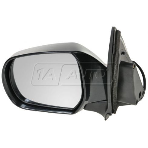 01-06 Mazda Tribute Power Mirror, blk (folding) LH