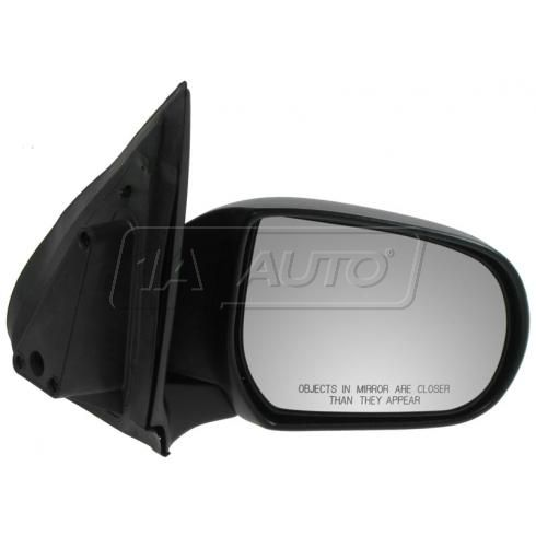 01-05 MAZDA Tribute, blk (folding) Manual Mirror RH