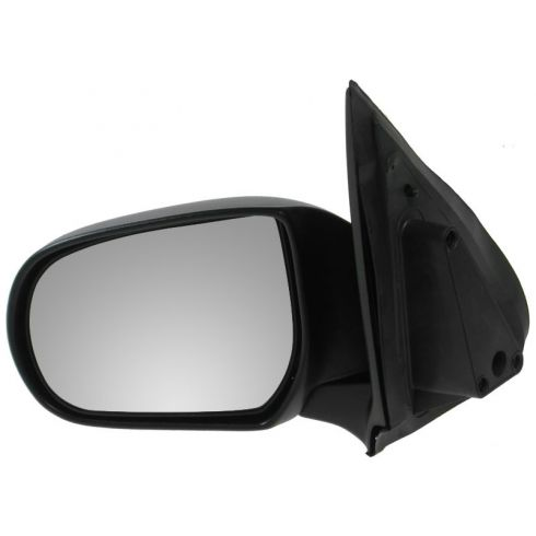 01-05 MAZDA Tribute, blk (folding) Manual Mirror LH