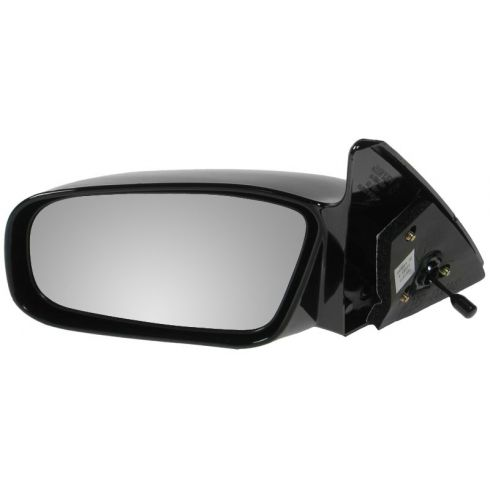00-05 MITSUBISHI Eclipse, blk Manual Remote Mirror LH