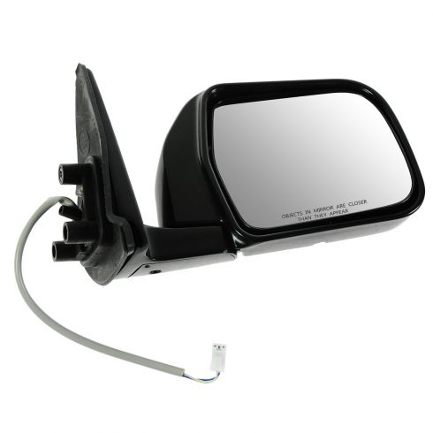 93-98 Toyota T100 Power Black w/Chrome Cap Mirror RH