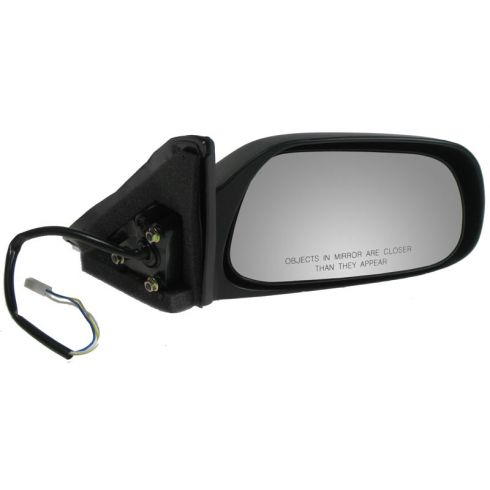 89-90 TOY Corolla Sdn, Wgn, (US Blt) Power Mirror RH