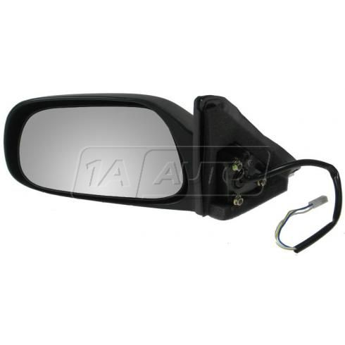 89-90 TOY Corolla Sdn, Wgn, (US Blt) Power Mirror LH