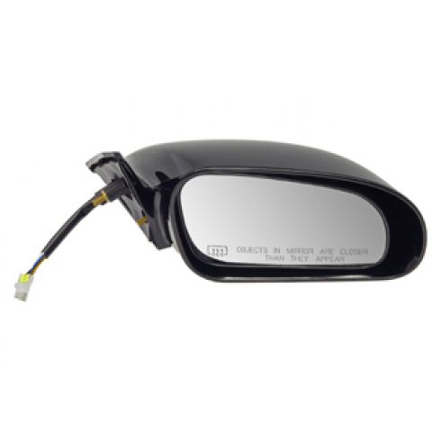 1995-97 Chrysler Sebring Coupe, Dodge Avenger Power Heated Mirror RH