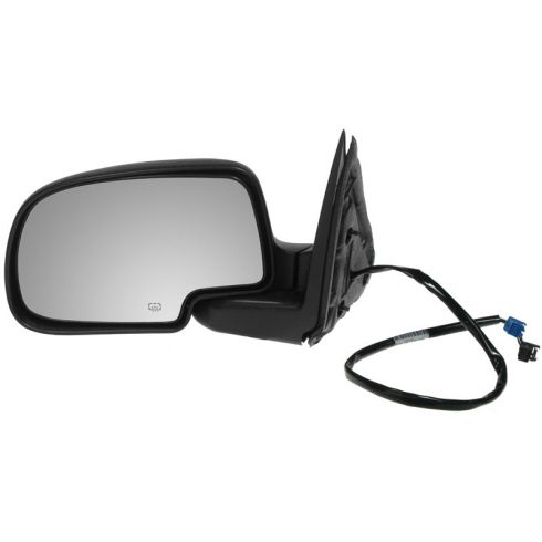 03-07 GM Pickup Power Heated Mirror w/Textured Back LH