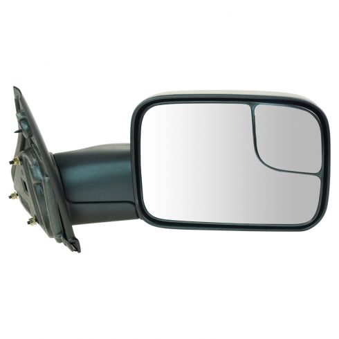 02-10 Dodge Pickup Trailer Tow Manual Mirror RH