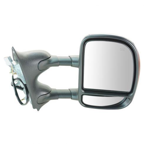 02-07 Ford SD PU Trailer Tow Pwr w/Sig Bl Mirror RH