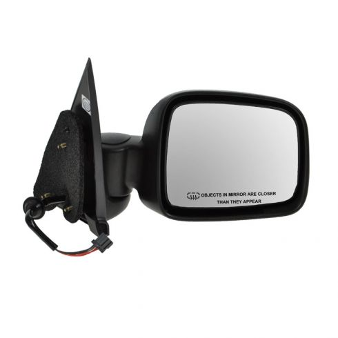 Mirror Power Heated Passenger Side