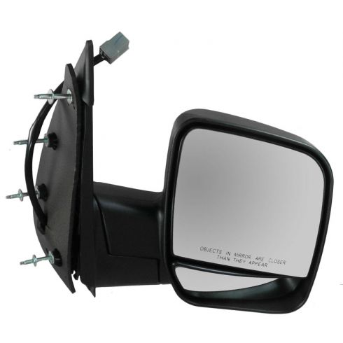 02-07 Ford Van Dual Glass w/ Pud Lt  Power Mirror RH