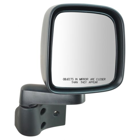 2003-06 Jeep Wrangler Mirror RH