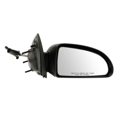 05-10 Chevy Cobalt; 07-10 Pontiac G5; 06 Pursuit 4dr Manual Remote Mirror RH