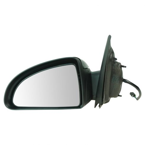 2005-07 Chevy Cobalt Pontiac G5 Mirror Power Black for 2dr Coupe LH