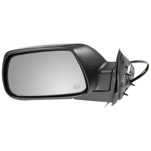 2005-09 Jeep Grand Cherokee Power Heated Mirror LH (without auto dimming)