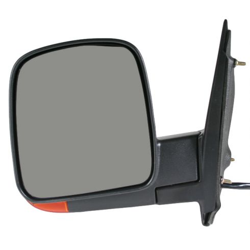 2003-07 Chevy Express Power Heated Mirror with Signal LH