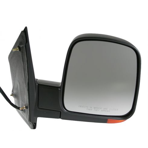 2003-07 Chevy Express Power Heated Mirror with Signal RH