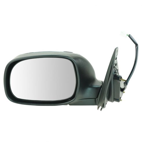 2004-06 Toyota Tundra Mirror Power Chrome LH