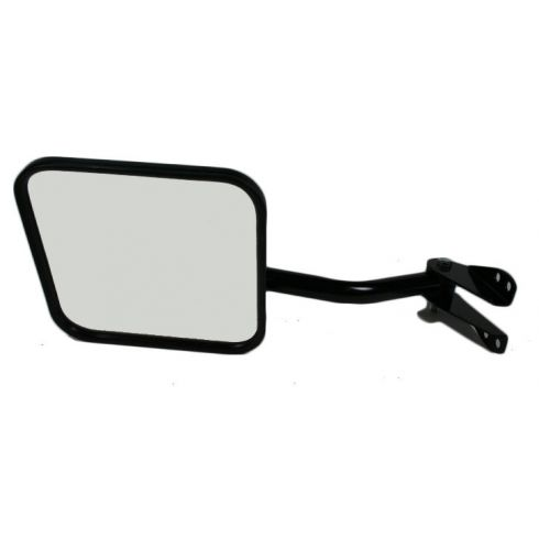 1979-86 Jeep CJ Mirror Manual LH