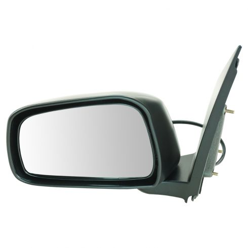 05-11 Nissan Pathfinder, Xterra; 05-10 Frontier; 09-10 Suzuki Equator Power Textured Mirror LH