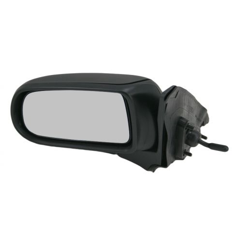 1999-02 Mazda Protege Mirror Manual LH