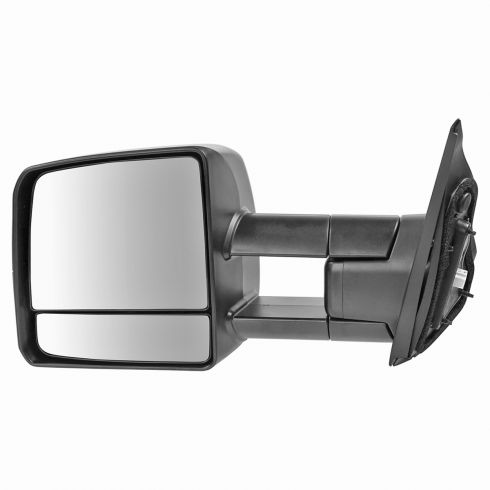 2007-08 Toyota Tundra Mirror Towing Power Heated Driver Side with Signal