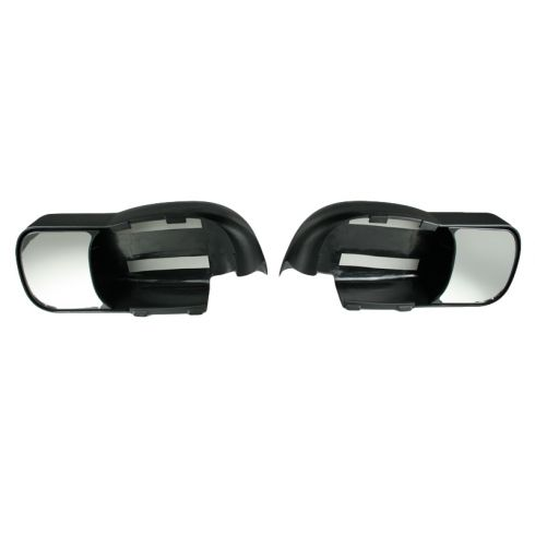 02-08 Dodge Ram 1500, 03-08 Dodge Ram 2500 3500 Extension Mirror Pair