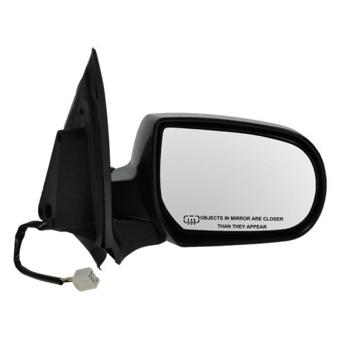 Mirror Power Heated Folding Passenger Side
