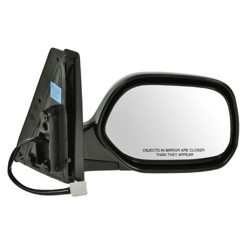 Mirror Power Folding Passenger Side