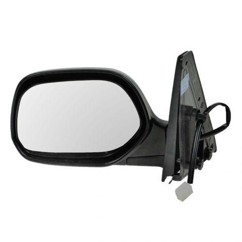 Mirror Power Folding Driver Side