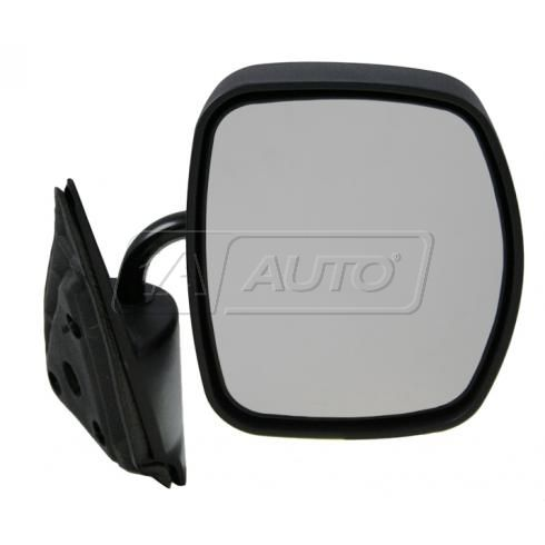 99-07 GMC Chevy Sierra Silverado Mirror Manual Folding with Tubular Arm RH
