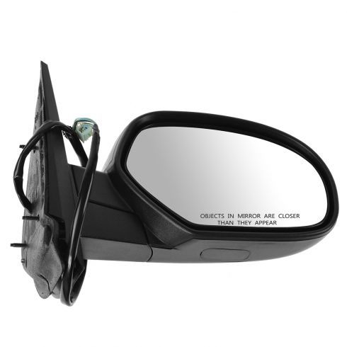 2007-11 GM Truck Pwr Fold Htd Mem PTM Cap Mirror RH